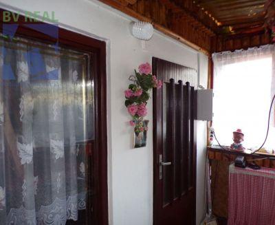 Na predaj murovaná chata so záhradou 421 m2 Handlová FM1166