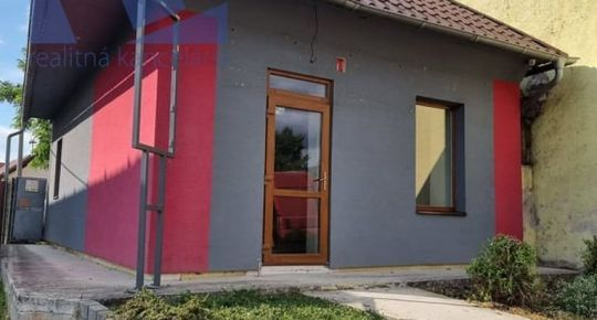 Na prenájom rodinný dom 149 m2 Oslany FM1169