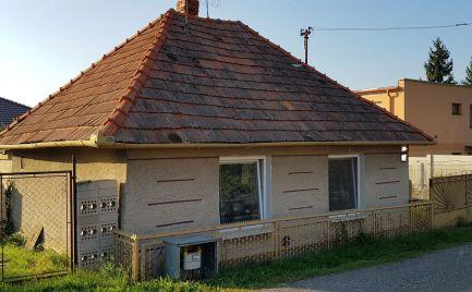Predaj rodinného domu - Čierne Kľačany (CH002-12-JUSA)