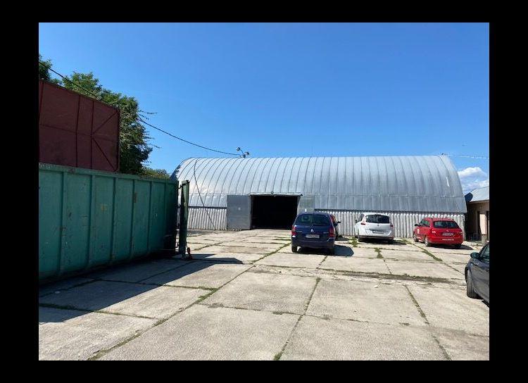 Predaj skladu 375 m2 s pozemkom 2371 m2, Žilina Priemyselná zóna