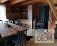 Úžasná zrubová chata na Donovaloch