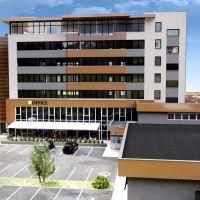 Administratívna budova, Zvolen, 4000 m², Pôvodný stav