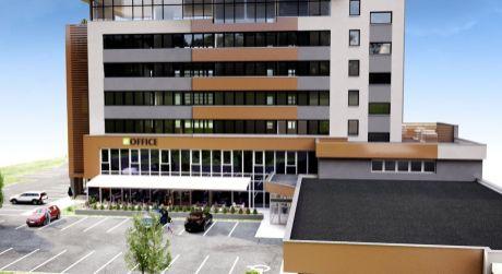 Predaj administratívnej  budovy Zvolen