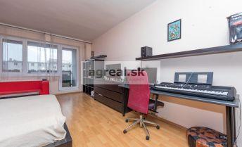 2-izbový byt so samostatnou kychyňou a balkónom, Budyšínska ul., pri Tehelnom poli