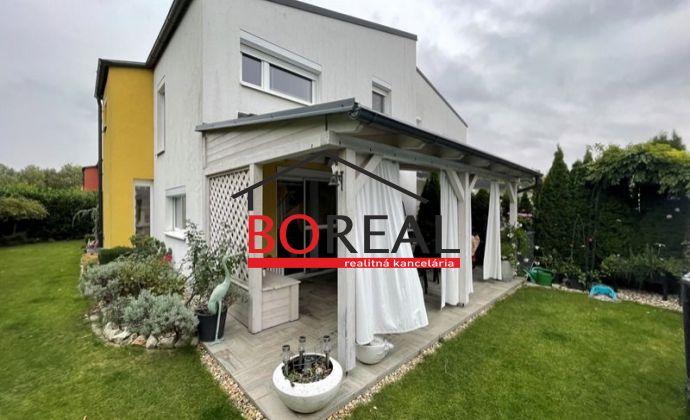 Novostavba rodinného domu, ÚP 180 m2 v Kittsee, Schlossgärtnerei - AT na odstúpenie.