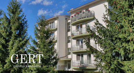 REZERVOVANÉ - 3-izbový slnečný nadrozmerný byt na prenájom - Liptovský Mikuláš - Nábrežie