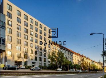 Predaj priestranný 2-izbový byt v projekte Račianska.