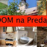Rodinný dom, Poprad, 280 m², Čiastočná rekonštrukcia