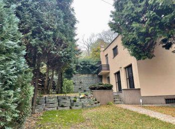 BA I. Staré mesto - Rodinný dom v Horskom parku