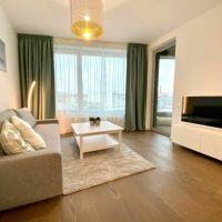 2 izbový byt, Bratislava-Staré Mesto, 54 m², Novostavba