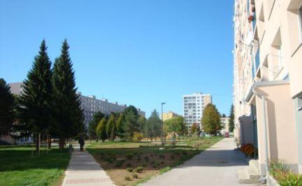 Veľký 2i byt v lukratívnej časti v centre Brezna