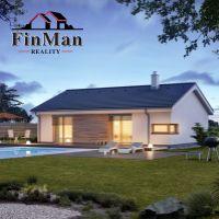 Rodinný dom, Kráľová pri Senci, 105 m², Vo výstavbe