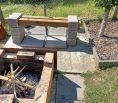 Predaj,záhrada s altánkom v Lučenci