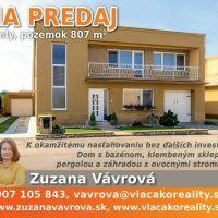 Rodinný dom, Gbely, 1 m², Čiastočná rekonštrukcia