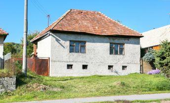 PREDAJ: Gazdovský dom v Krnišove