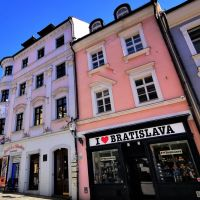 Polyfunkčný objekt, Bratislava-Staré Mesto, Pôvodný stav