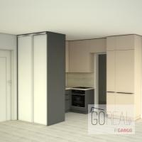 2 izbový byt, Piešťany, 36.25 m², Kompletná rekonštrukcia