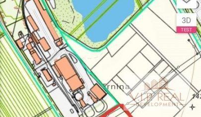 Na predaj investičný pozemok Pezinok, Grinava, Trniny.