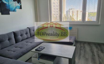 Len u nás !!!  - Top ponuka -  Veľký 4  izbový byt , 84 m2,   s lodžiou,  Banská Bystrica – kompletná  moderná rekonštrukcia - cena  194 000€