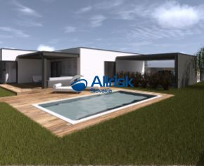 Krásna novostavba domu 4+1 v Šali.