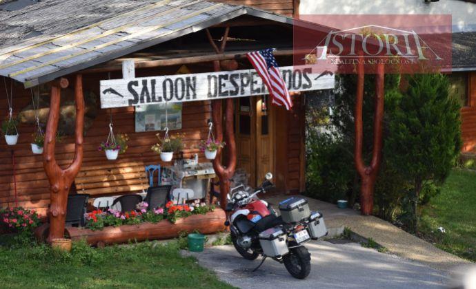 Prenájom reštaurácie v areáli  ranča - Valentová