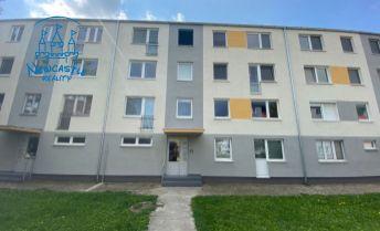 Slnečný 3 izbový byt s loggiou na predaj v Seredi