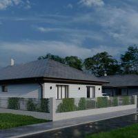 Rodinný dom, Ruskov, 120 m², Novostavba