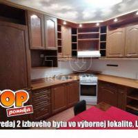2 izbový byt, Levice, 58 m², Čiastočná rekonštrukcia