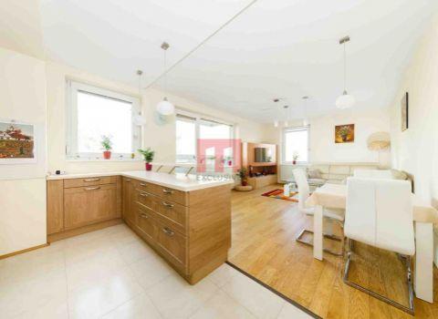Na predaj nadštandardný 3 izbový byt v novostavbe ZIPAVA v Stupave, s dvomi parkovacími státiami