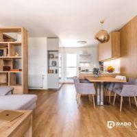 3 izbový byt, Trenčín, 76.80 m², Novostavba