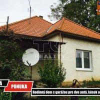 Rodinný dom, Šahy, 1040 m², Čiastočná rekonštrukcia