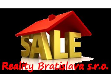 Hľadáme pre konkretného klienta  záhradu  v okolí Bratislavy IV.