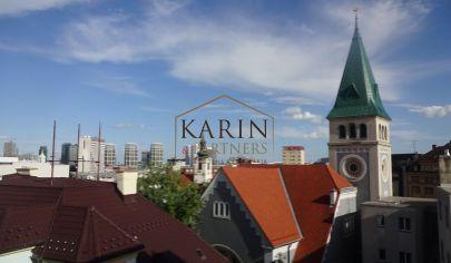 PRENÁJOM - 1 izbový byt 35 m2, ul. Obchodná - Staré Mesto,  PRIESTRANNÝ a TICHÝ