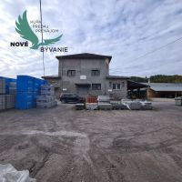 Výrobné, Podbrezová, 1550 m², Čiastočná rekonštrukcia