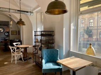 BA I. Na prenájom obchodný priestor na kaviareň, vinotéku prípadne reštauráciu