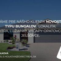 Rodinný dom, Lužianky, 150 m², Novostavba