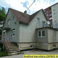 Rodinný dom, Handlová, 1 m², Čiastočná rekonštrukcia