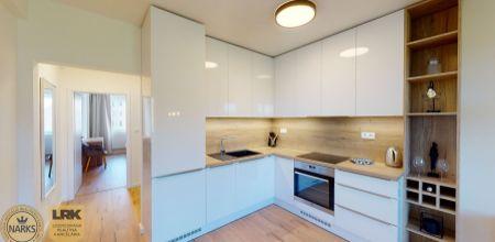 Dizajnový nadštandardný 2 izbový byt v novostavbe bytového domu Capitis hľadá nového zodpovedného nájomníka