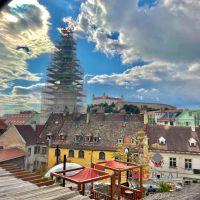 Reštauračné, Bratislava-Staré Mesto, 178.79 m², Kompletná rekonštrukcia