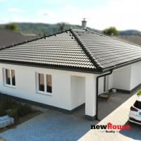 Rodinný dom, Nové Mesto nad Váhom, 82 m², Novostavba