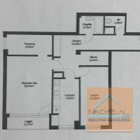 3 izbový byt, Bratislava-Nové Mesto, 68.71 m², Kompletná rekonštrukcia