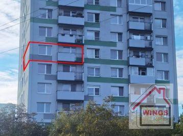 2 izbový byt Sereď Garbiarska ul.