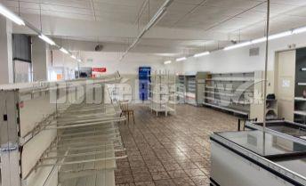 Na prenájom výhodne veľký obchodný priestor v širšom centre Rimavskej Soboty