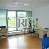 Kancelársky priestor v blízkosti Polusu, 70 m² + zelená terasa