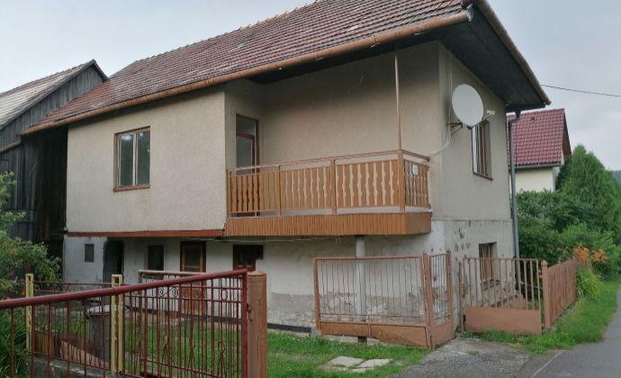 5-izbový rodinný dom - Horná Štubňa - PREDAJ