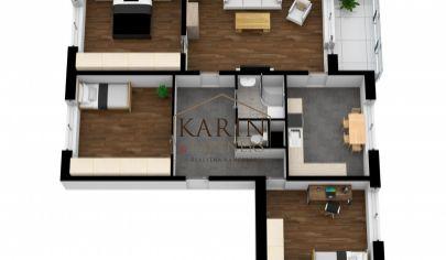 Ponúkame Vám na predaj výborný 4 izbový byt BA Dúbravka, ul. Kpt. Rašu