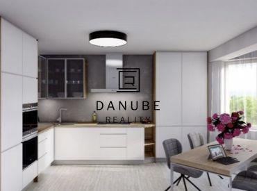 Predaj priestranný novo zrekonštruovaný 2-izbový byt v Bratislave-Petržalke na Bosákovej ulici.