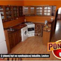3 izbový byt, Levice, 90 m², Kompletná rekonštrukcia
