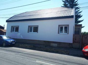 MALÁ VES - RD 97 m2  na 5árovom pozemku KOMPLETNÁ  rekonštrukcia, GARÁŽ