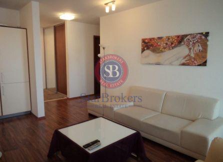 3 izb. byt s park. miestom, Ružinov, novostavba Eden park, ul. Prešovská, kompletne zariadený